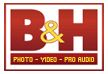 Logo for www.bhphotovideo.com