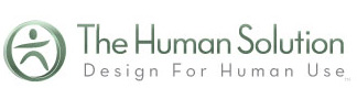 Logo for www.thehumansolution.com